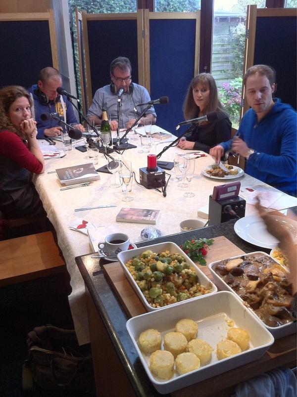 Radio 1 Gesprek In Interne Keuken Tinneke Beeckman