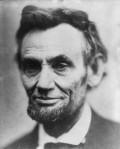 Lincoln, vlak voor zijn dood in 1865.