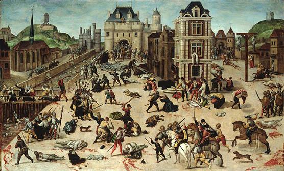 Godsdienstoorlogen en de Verlichting | Tinneke Beeckman