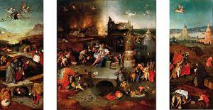 Bosch - Drieluik Heilige Antonius
