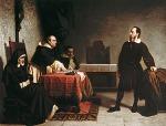 C. Banti - G. Galilei voor de Inquisitie