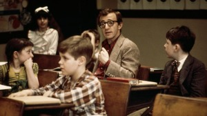 Woody Allen in 'Annie Hall'.